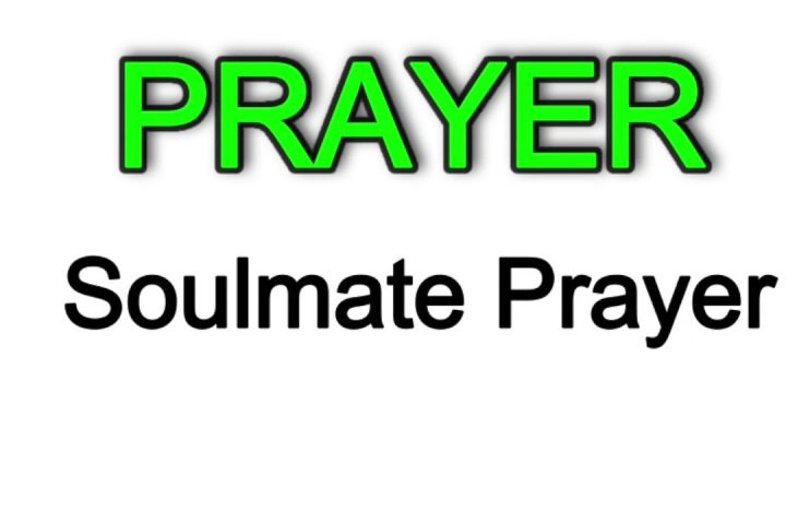 praying for a soulmate prayer