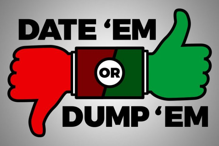 When to dump a dating relationship